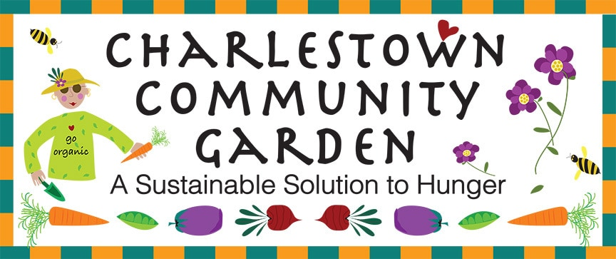 Charlestown Community Garden | Together we can end food insecurity